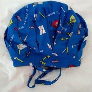 NWT Dickies scrub hat